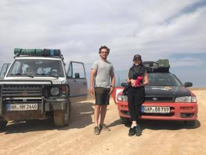 Begegnungen in der kasachischen Steppe