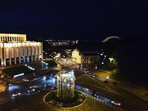 Nachtimpression aus Russland