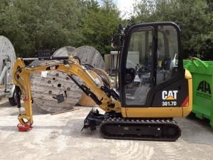 cat 301 7d 1